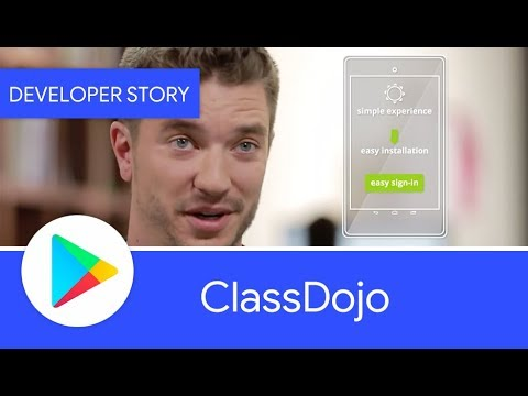 Android Developer Story: ClassDojo