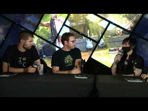 Red Bull Battlegrounds: Austin Day 0 - Preview Panel Part 3