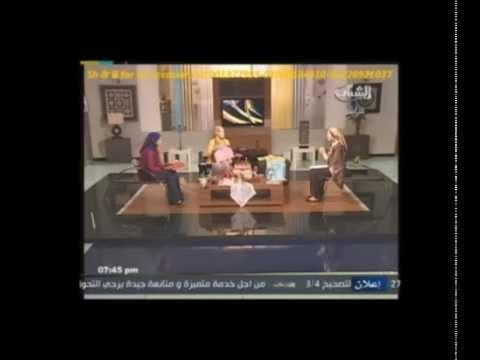 المذيعة شيماء مرسي و م. رشا مرسي مصممات ديكور الحفلات ج4