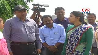Warangal Collector Amrapali Participates In Haritha Haram | herbal gardens | CVR NEWS - CVRNEWSOFFICIAL