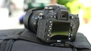 Новый нашпигованный флагман — Nikon D7100. Обзор фотоаппарата