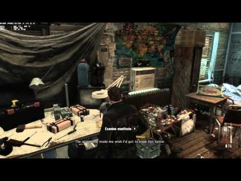 Max Payne 3 My Gameplay Chapter 4 on GTX 560