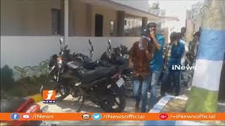 Police Arrests Fake Students In Open 10th Exams at Narasannapeta | Warangal | iNews - INEWS