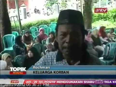 TOPIK ANTV 4 Korban Kecelakaan Maut Asal Jepara Dimakamkan