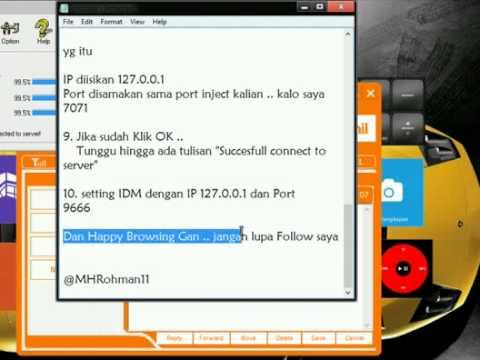 Internet Gratis Telkomsel Menggunakan ULTRASURF+R6+WARDIALER