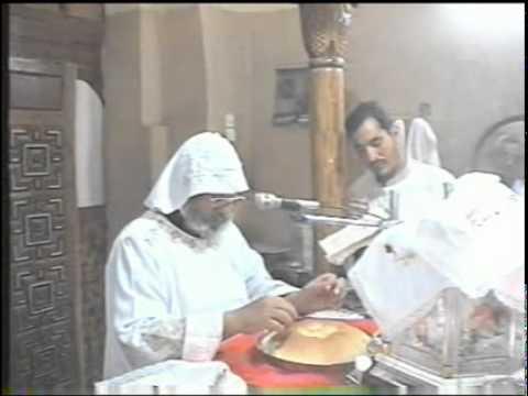 Holy Liturgy of Thursday 11-11-2010 St. George Church ((Part IV))
