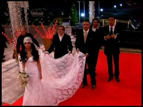 boda gitana Jose y Amanda