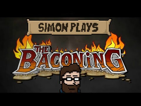 Yogscast Simon Plays The Baconing