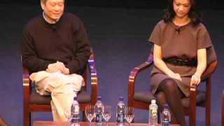 Director Ang Lee on the Making of Lust, Caution 色,戒 at The Asia Society view on youtube.com tube online.