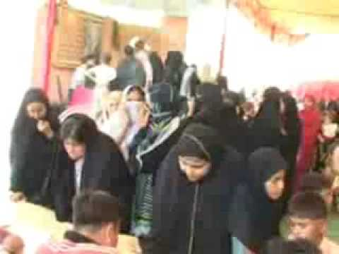 Free Medical camp on Instruction  of Altataf Bhai From North Karachi Sector (MQM)