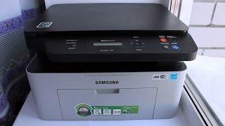 Как заправить / перепрошить принтер Samsung M2070W / MLT-D111S