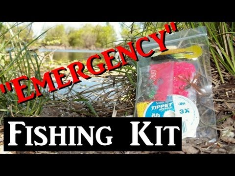 Emergency Fishing Kit -iraU4N15ydA