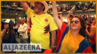 🇨🇴 Colombia election: President-elect Duque vows to unite nation | Al Jazeera English - ALJAZEERAENGLISH