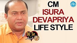 CM Isura Devapriya About His Daily Schedule || Dil Se With Anjali - IDREAMMOVIES