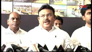 YCP Leader Ambati Rambabu Slams on TDP Over Sand Trafficking l CVR NEWS - CVRNEWSOFFICIAL