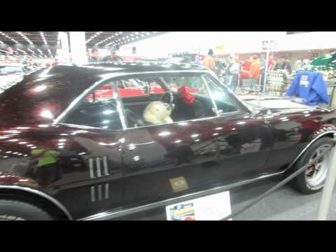 1967 Pintiac Firebird At 2014 Detroit Autorama