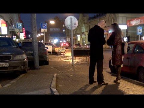 Пикап в Санкт-Петербурге: знакомство зимним вечером