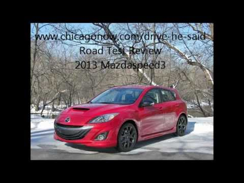Thumbnail image for '2013 Mazdaspeed3 - Satisfying the Need for Speed - Video Test Drive'