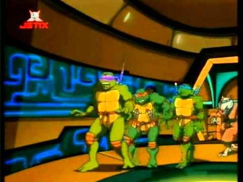 Wojownicze Żółwie Ninja 4   Casey Jones