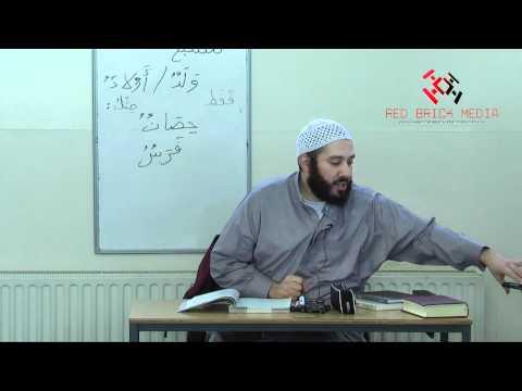 Al-Arabiyyah Bayna Yadayk (Book 2) by Ustadh Abdul-Karim Lesson 13