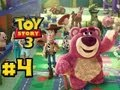 Toy Story 3 The Video-Game - Part 4 - Buzz The Videogame (HD Gameplay Walkthrough)