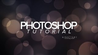 Tutorial | Photoshop | Graphic Bokeh