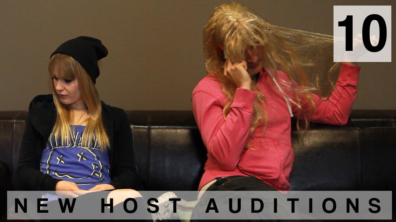 New Host Auditions - AT MMO ATTACK