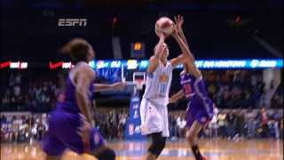Tough WNBA Game Winning Buzzer Beater