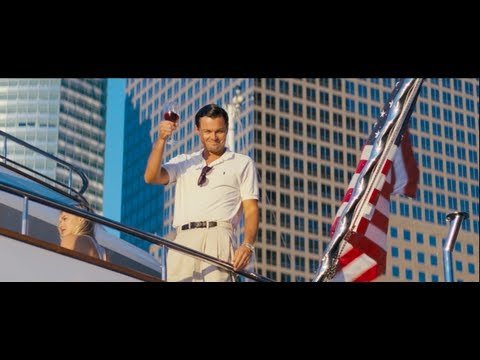 The Wolf of Wall Street: Il Trailer, finalmente