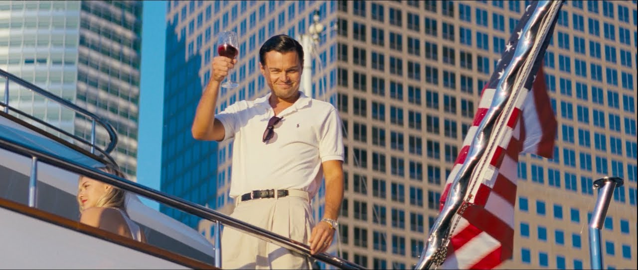 The Wolf of Wall Street - Official Trailer