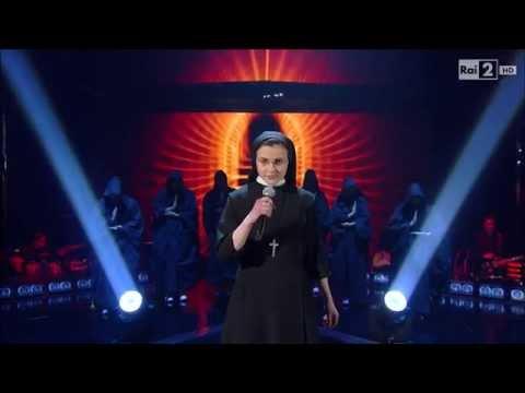 The Voice IT | Serie 2 | Live 1 | Suor Cristina Scuccia canta
