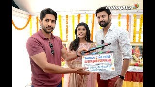 #Sumanth Subramanyapuram Movie Opening - IGTELUGU