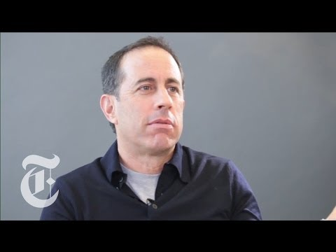 Jerry Seinfeld on How to Write a Joke