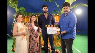 Varun Tej Sankalp Reddy Movie Launch | Aditi Rao Hydari | Lavanya Tripathi - IGTELUGU