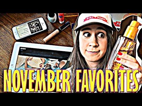 November Favorites   Favoritos de noviembre - Fashion Diaries