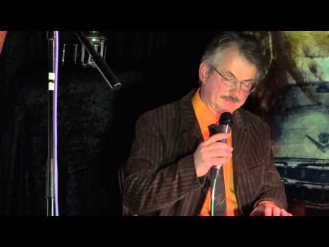 """Wiersz Isabell Degen """"Pejzaż jesienny"""", czyta Bogdan Dmowski"""