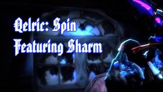 Royalty Free :Qelric � Spin Featuring Sharm