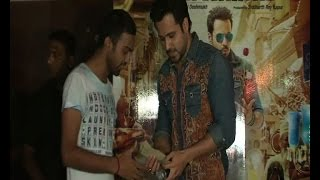 Emraan sells tickets for Salman's 'Kick' - IANSINDIA