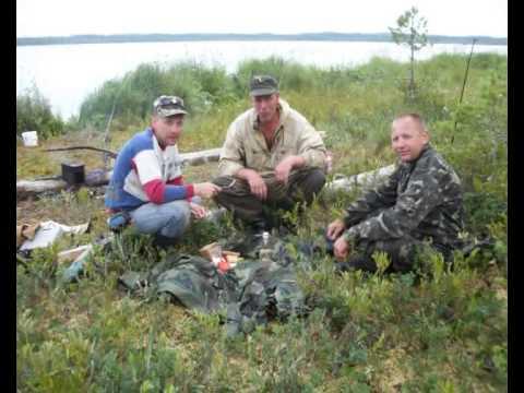 рыболовные экспедиции на север карелии видео