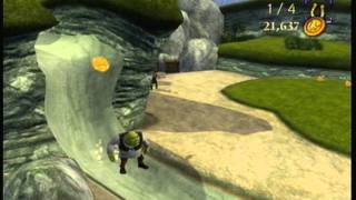 Shrek The Third (Xbox 360) 100% Walkthrough - Part 14