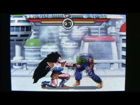 Classic Game Room - DRAGON BALL Z TAIKETSU for Game Boy Advance review