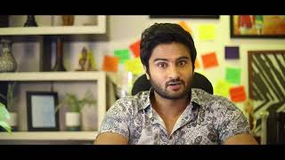 Sudheer Babu interview as a hero - as a producer - idlebrain.com - IDLEBRAINLIVE