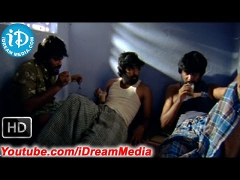 Ananthapuram 1980 Movie - Jai, M Sasikumar, Swati Reddy Best Scene
