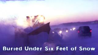 Royalty Free :Buried Six Feet Under the Snow
