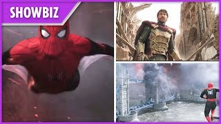 Spider-man returns - THESUNNEWSPAPER