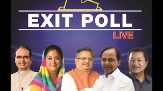 Assembly Elections 2018: BJP, Cong neck-and-neck in M.P., Chhattisgarh - NEWSXLIVE