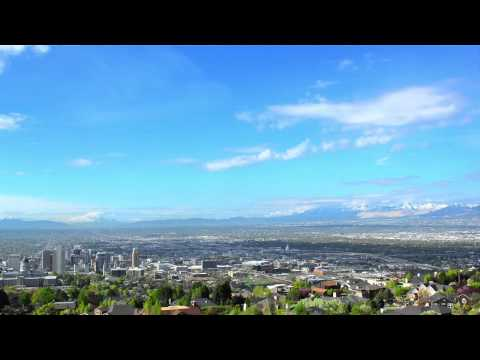 Ensign Peak Timelapse