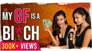 My Girlfriend Is A BI*CH | Telugu Short film | Ketugadu - YOUTUBE