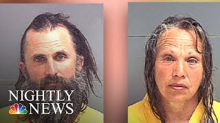 Woman Charged In Elizabeth Smart Kidnapping Released From Prison | NBC Nightly News - NBCNEWS