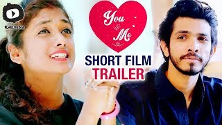 You & Me Latest Telugu Short Film Trailer | Krishna Reddy | Latest Telugu Short Films | Khelpedia - YOUTUBE
